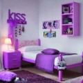 Purple teenage bedroom ideas Photo - 1
