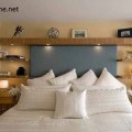 Shelving ideas for bedroom walls Photo - 1