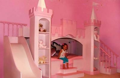 Toddler girl bedroom Photo - 1