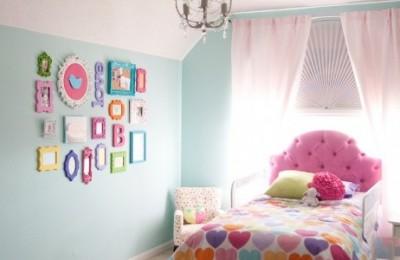 Toddler girl bedroom decor Photo - 1