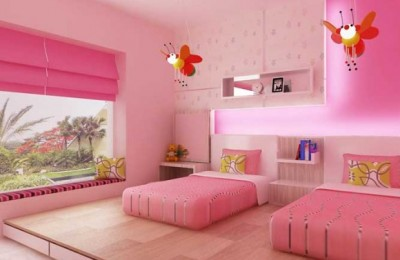 Twin girl bedroom ideas Photo - 1