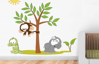Wall art for kids bedrooms Photo - 1
