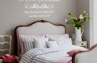 Wall decals for girls bedroom Photo - 1