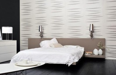 Wallpaper designs for bedroom Photo - 1