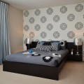 Wallpaper for bedroom walls designs Photo - 1