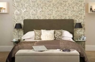 Wallpaper in bedroom Photo - 1