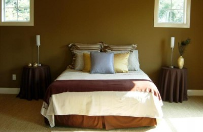 Warm paint colors for bedroom Photo - 1