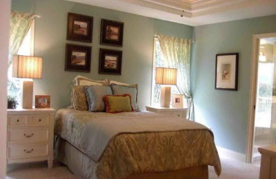 What color to paint a bedroom Photo - 1