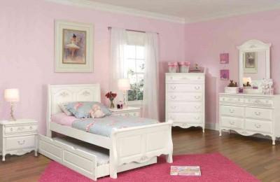 White girls bedroom Photo - 1