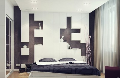 White wall bedroom ideas Photo - 1