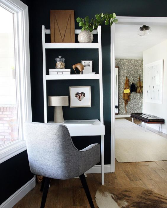small home office design photo - 1