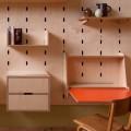 modular home office furniture photo