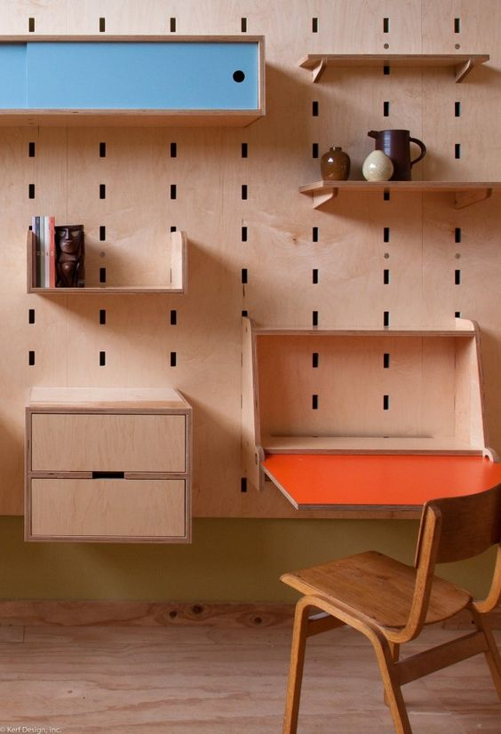 modular home office furniture photo - 3