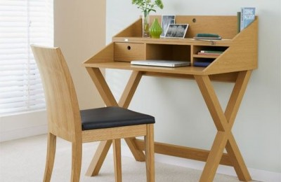 wooden home office desk 2017 photo