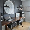 office furniture for home photo