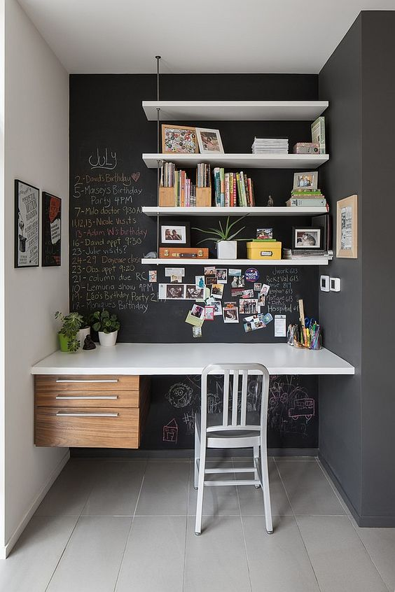 small home office ideas photo - 1