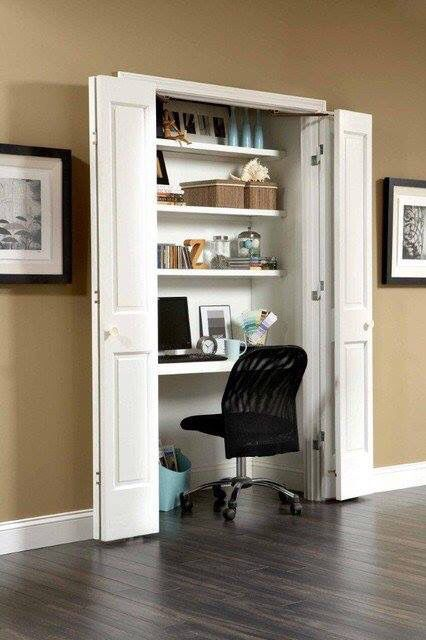 home office cupboard ideas photo - 2