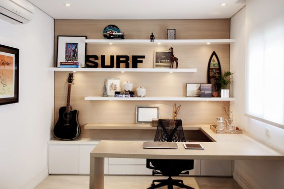 home office desk ideas photo - 2