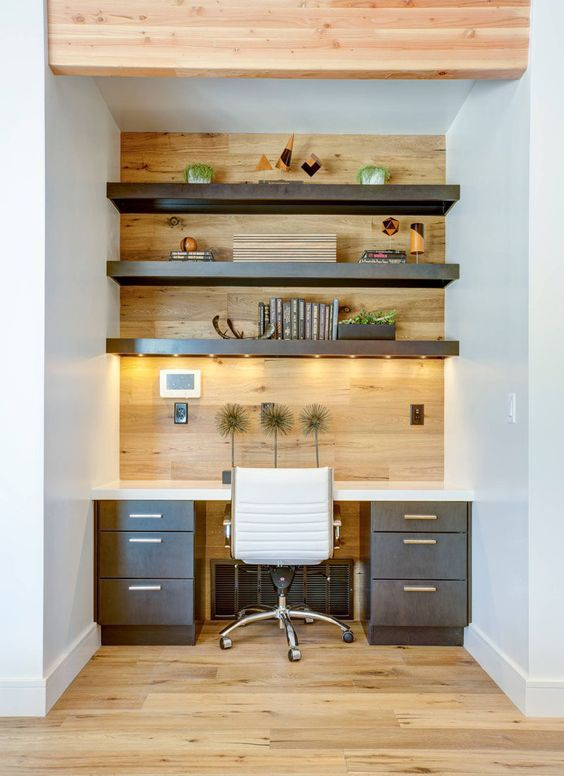 small home office ideas photo - 2