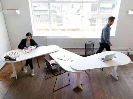 modular home office furniture photo - 2