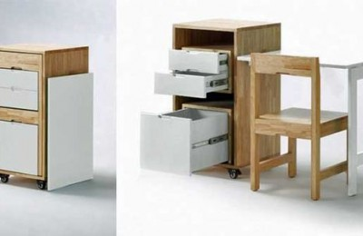 compact home office furniture photo