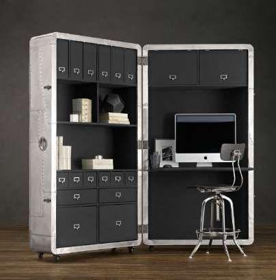 modular home office furniture photo - 1