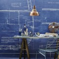 home office wall ideas photo