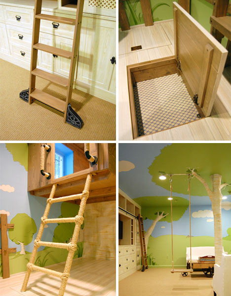 amazing kid bedrooms photo - 1