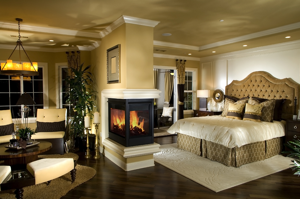 interesting master bedroom suite | Amazing master bedrooms - large and beautiful photos ...