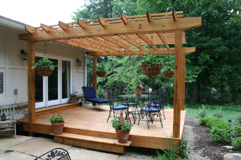 Garden Design: Garden Design With Brilliant Diy Backyard Arbor
