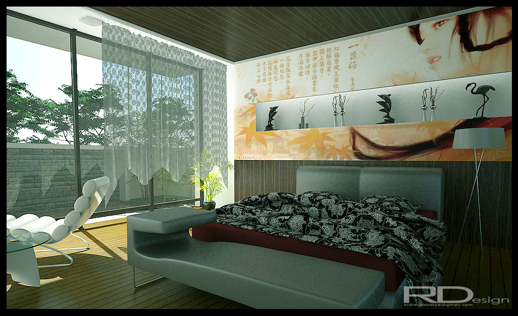 Asian bedrooms - large and beautiful photos. Photo to select Asian ...