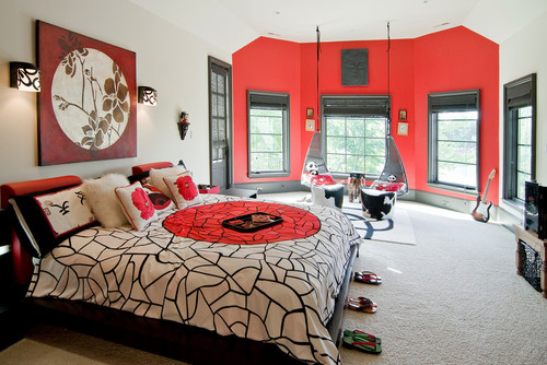 Asian style bedroom - large and beautiful photos. Photo to select ...