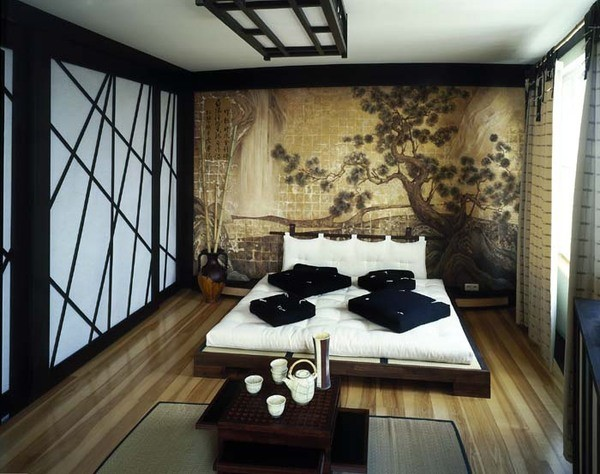 Asian Style Bedroom Furniture