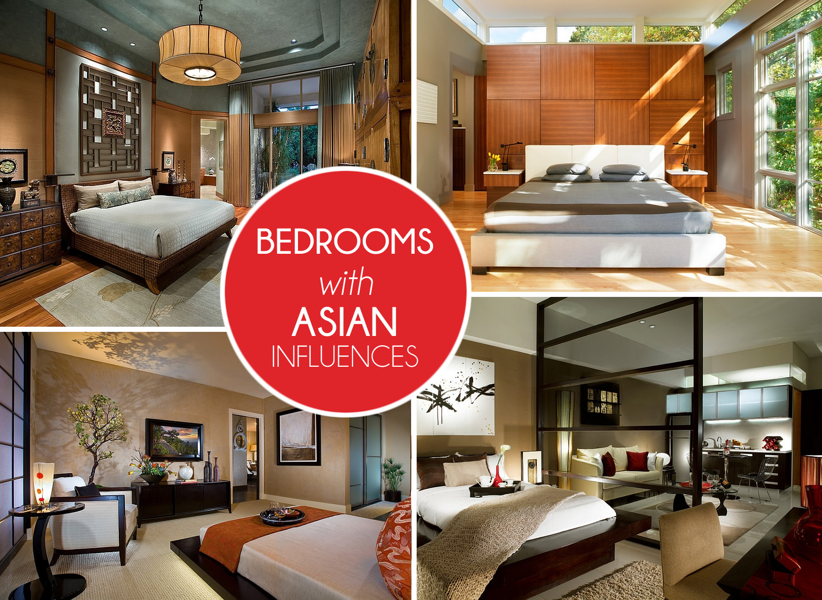 asian themed bedroom ideas photo - 1