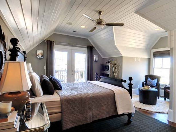 attic bedrooms photo - 1