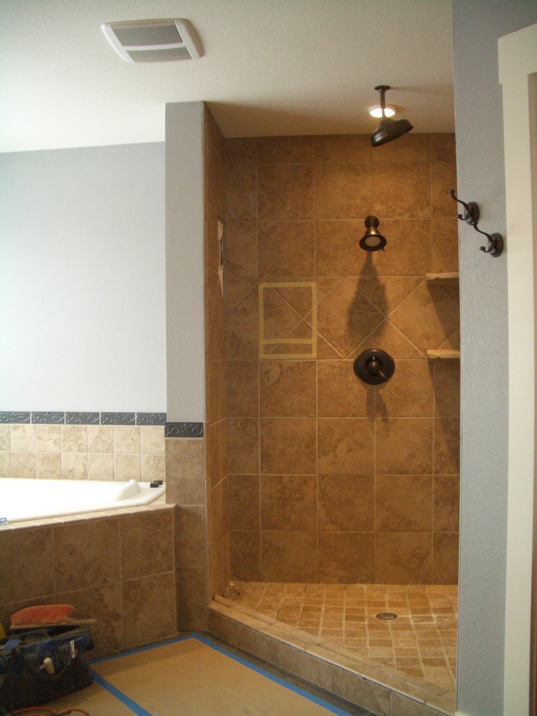 Average cost to remodel a bathroom large and beautiful