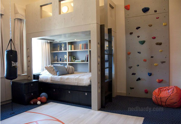 awesome bedrooms for kids photo - 1