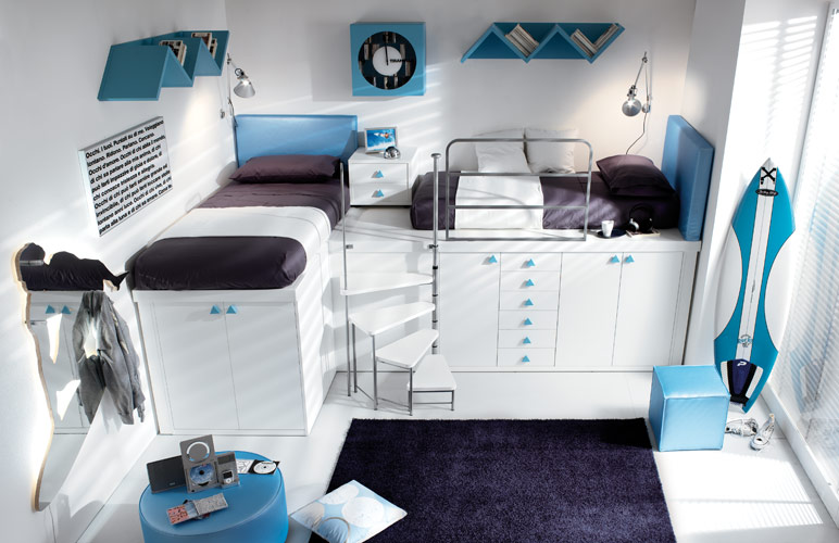 Awesome bedrooms for teenagers - large and beautiful photos. Photo ...