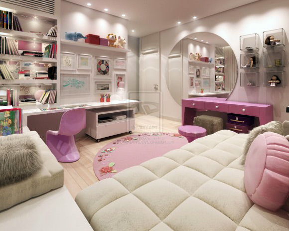 Awesome Girl Rooms awesome girl bedrooms - large and beautiful photos. photo to