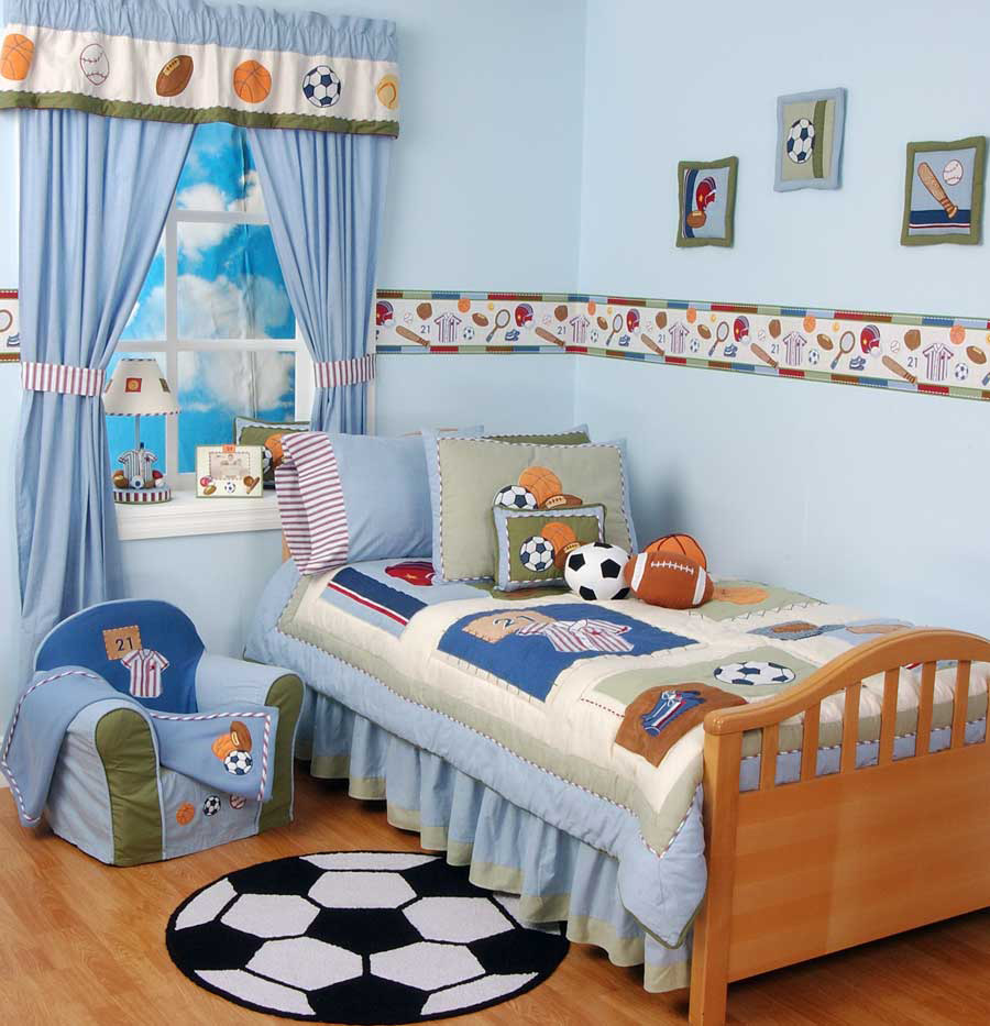 baby and kids bedrooms photo - 2