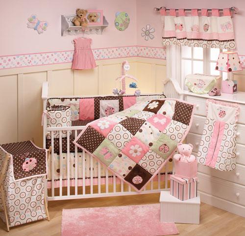 baby girl bedroom ideas decorating photo - 2