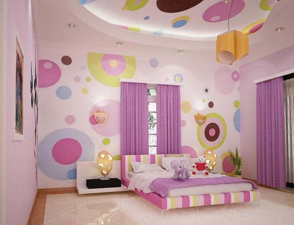 baby girl bedroom themes photo - 1