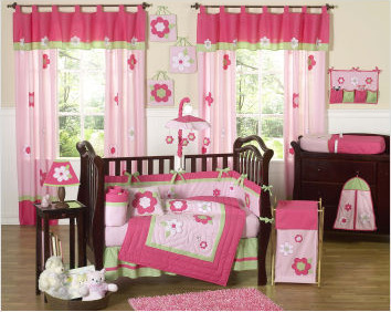 baby girl themes for bedroom photo - 2
