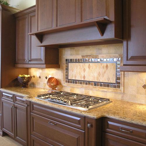 backsplash ideas for small kitchens photo - 2