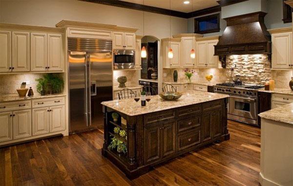 backsplashes for small kitchens photo - 2