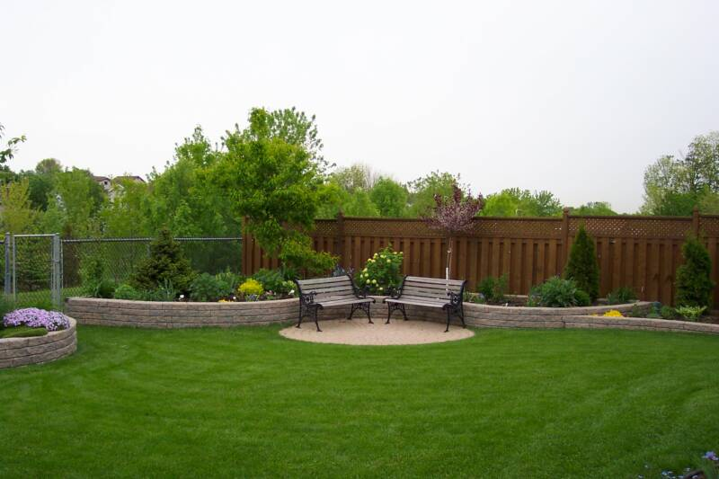 backyard designs photo - 1