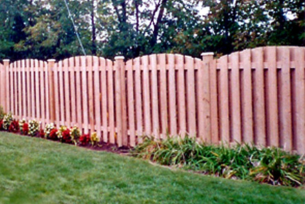 backyard fences ideas photo - 1