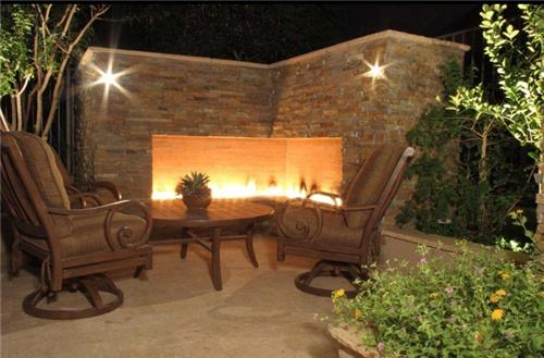 Amazing Backyard Fireplace Plans   Large And Beautiful Photos. Photo To Select Backyard  Fireplace Plans | Design Your Home Great Pictures