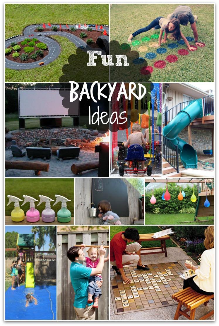 backyard fun ideas photo - 1