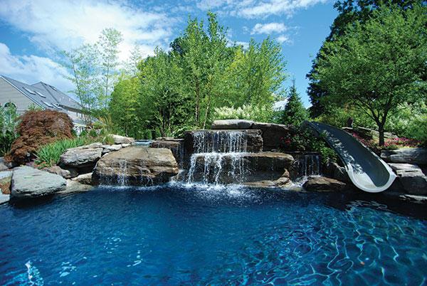 backyard garden designs photo - 1